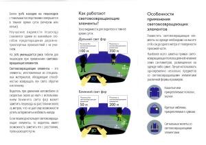 4 ПДД световозвращиющие элементы 2
